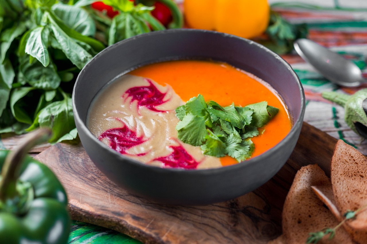 Самое осеннее блюдо: 5 осенних крем-супов