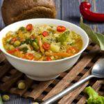 4 рецепта постных супов