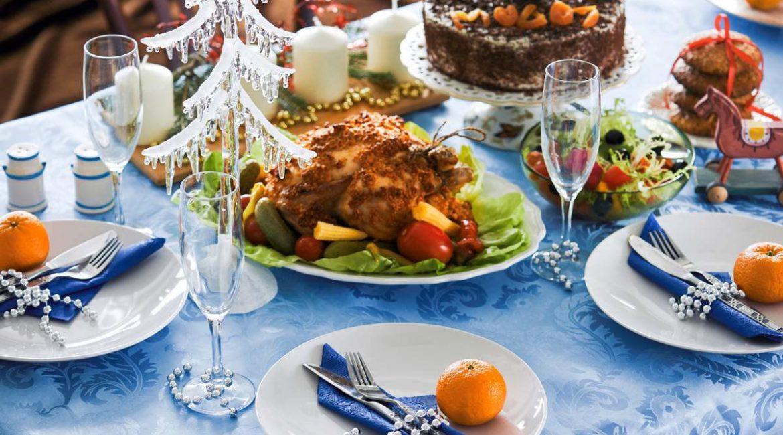 6 рецептов блюд для новогоднего стола