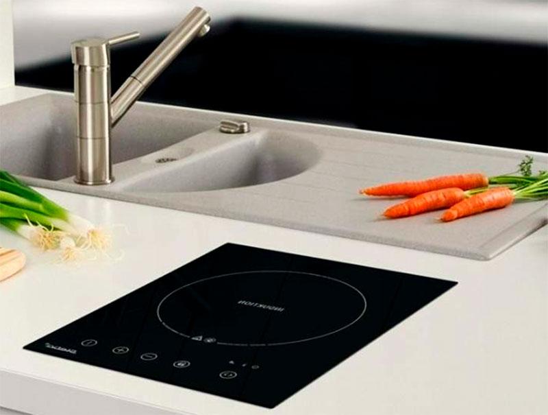 преимущества индукционных плит
